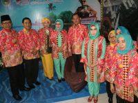 Melalui LF 2019 Anjungan Kabupaten Tanggamus Kenalkan KIM ke Masyarakat Lampung