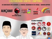 Deklarasikan #03PersatuanIndonesia,  Almisbat Apresiasi Pahlawan Pemilu