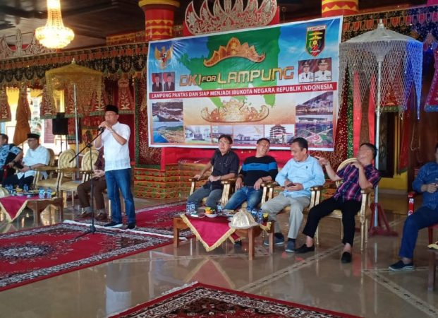 Andi Desfiandi : Sampaikan Sumatera Bagian Timur, Bukti Presiden Jokowi Mendengar
