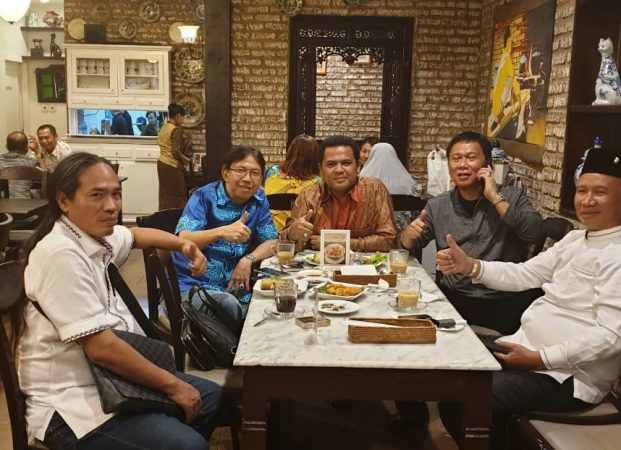 Gubernur Ridho Resmikan Kantor Dinas PTSP dan Rehabilitasi Sejumlah Infrastruktur Penting