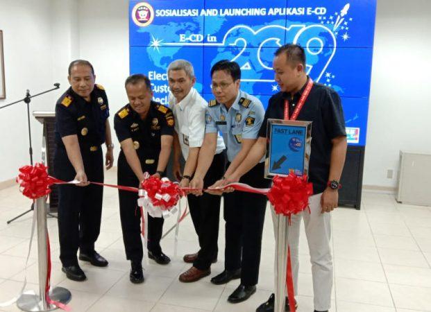 Bea Cukai Palembang luncurkan aplikasi E-CD (Electronic Customs Declaration)