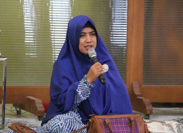 Ketua Bhayangkari Daerah Banten, Gelar Tadarusan Baca Al-Qur'an dan 30 Juz