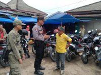 Polisi Pamong Praja Pesawaran Sosialisasikan Perda No. 9 thn 2017