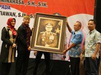 Gubernur Ridho dan Wagub Bachtiar Hadiri Pisah Sambut Wakapolda Lampung