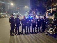 Antisipasi Gangguan Kamtibmas, Polres Jakbar Gelar Patroli Gabungan