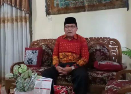 Apresiasi Pelaksanaan Pemilu, Ketua MUI Tanggamus Himbau Masyarakat Menolak People Power