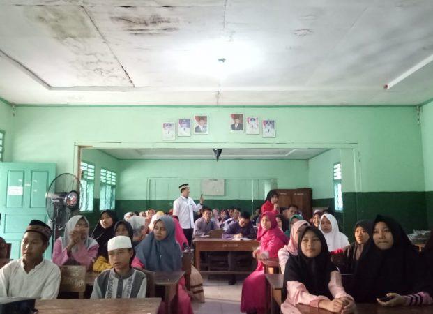 Ganas Annar MUI Kota Bandar Lampung Adakan Penyuluhan Narkoba di Ponpes Masyariqul Anwar