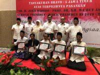Tekad Kuat Kawal Jokowi-Ma'ruf Amin, Bravo-5 Bakal Bertransformasi Jadi Ormas