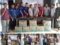FWK-KP Berbagi Kepada Anak Yatim Piatu di Ponpes Madinathul Ilmi dan TPA Arafah