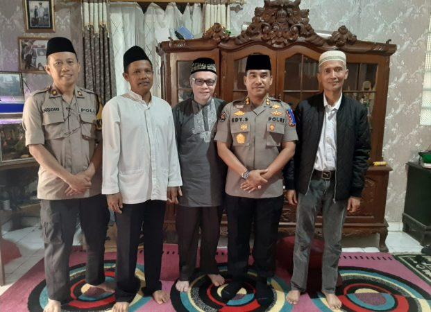 Kabid Humas Polda Banten Sampaikan Duka atas Kepergian Iptu H Asep Rudiana Wijaya