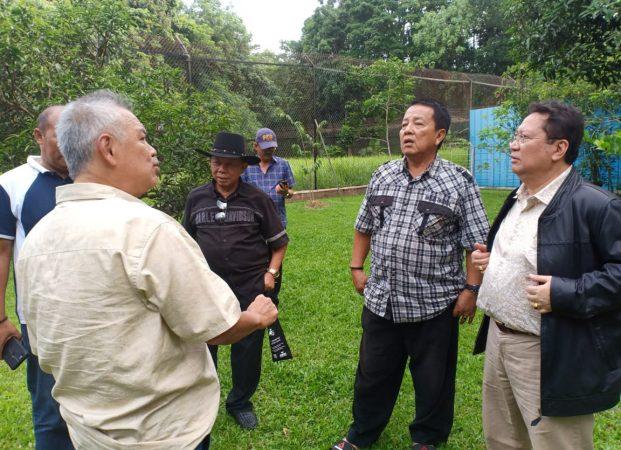Gubernur Terpilih Arinal Djunaidi dan Unsur Forkopimda Berdiskusi Kembangkan Potensi Hutan dan Kepulauan Lampung