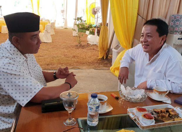 Catatan Senator Andi Surya: Arinal Djunaidi Harapan Baru Orang Lampung