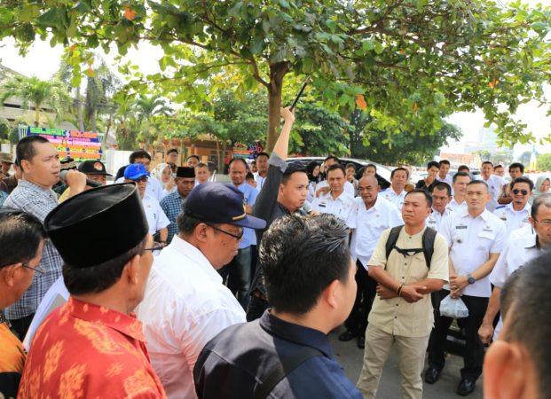 Pemprov Lampung Matangkan Acara Penyambutan Gubernur Arinal dan Wagub Chusnunia