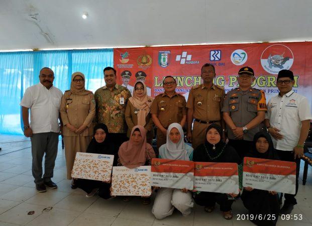BPNT di Provinsi Lampung Secara Bertahap Telah Dimulai Sejak September 2016
