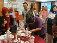 Aroma DKI Lampung Kental di HBH IKA UNPAD Komda Lampung