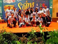 Lampung Peringkat 7 OSN SD/SMP' 2019 di Yogyakarta