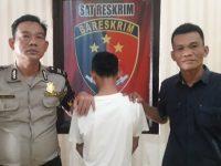 Seorang DPO Penodongan Handphone di Komplek Islamic Center Kota Agung Ditangkap