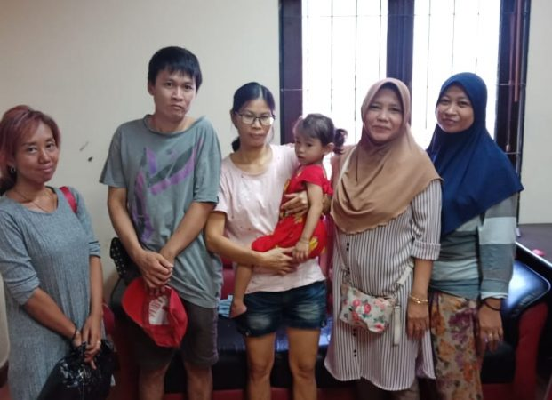 Polsek Tambora Gagalkan Upaya Penculikan Anak