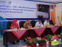 Rangkul Masyarakat Lebih Erat, Pimpinan BPJS Kesehatan Turun Kampung