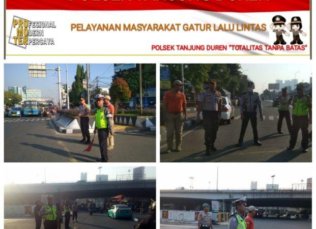 Kompol Lambe: Pengaturan Lalin Pagi Tingkatkan Keselamatan dan Keamanan Masyarakat