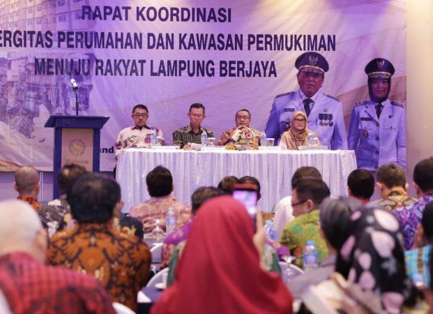 Pemprov Lampung Targetkan Perbaikan 74 Ribu Lebih RLTH Dalam 5 Tahun