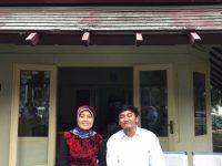Dikunjungi Wagub Nunik, Di-endorse Jihan, Mahasiswa Lampung-Bandung & IKLB Jabar Deklarasi DKI Lampung