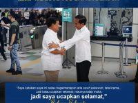 DI BALIK PERTEMUAN JOKOWI DAN PRABOWO DI MRT