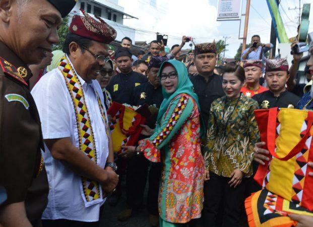 Kejagung Monitoring Kegiatan Bhakti Sosial di Kabupaten Tanggamus