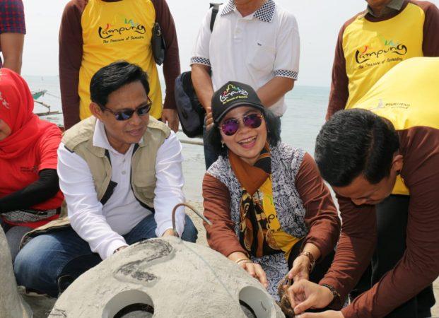 Pre-Event Festival Krakatau 2019 Digelar di Pulau Sebesi