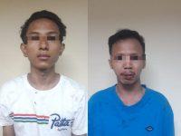 Kerap Beraksi di Jakarta, Dua Jambret Ini Tertangkap