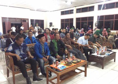 Korps HMI-Wati Cabang Kotabumi Gelar Acara LKK Tingkat Nasional
