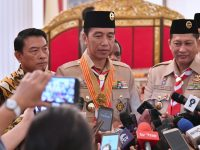 Jokowi Bakal Kawal Pengembangan Blok Masela