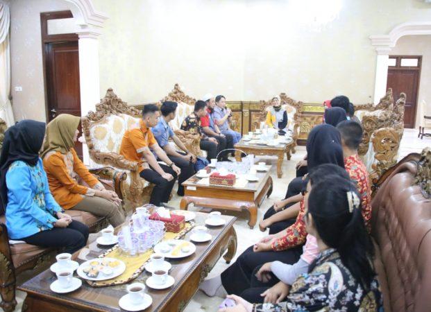 Anak Muda Lampung Akan Terus Didorong Menjadi Generasi Tangguh