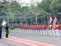 Jokowi Terima Surat Kepercayaan 12 Duta Besar