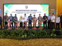 Dirjen Kemendagri Apresiasi Keberhasilan Gubernur Lampung Laksanakan Musrenbang RPJMD 2019-2024