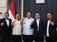 Gubernur Berharap Yusuf Barusman Wujudkan Lampung Berjaya Dalam Olahraga