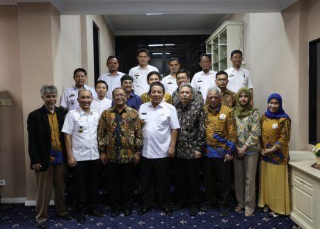 Pemprov Lampung – ITERA Sinergi Mendesain Koridor Ryacudu