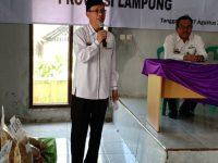 Disdag Lampung Gelar Pasar Lelang Komoditas Agro di Tanggamus