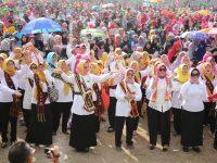 Bunda PAUD Lampung: Menabung Perlu Diajarkan Kepada Anak