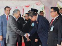 Jokowi Akan Disambut Upacara Resmi Sebelum Bertemu Mahathir