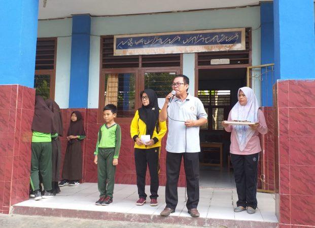 Alfanza Siswa SDN 1 Sukamaju Dilepas Ikuti Turnamen Catur Tingkat Asia di Malaysia