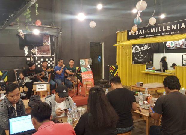 Coffe Night Bersama Kabid Humas Polda Banten