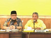 Rayakan Idul Adha 1440 H, Partai Golkar Lampung Sembelih 31 Ekor Sapi Dan 61 Ekor Kambing