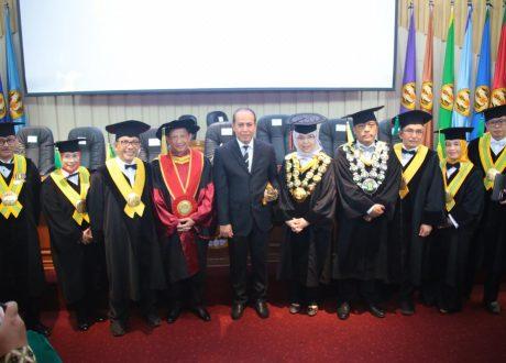 Kapolri Jadi Dewan Penguji Promosi Doktor Boy Rafli Amar
