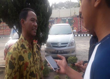 Mengaku Dicabuli, Ibu Muda Laporkan Oknum Caleg Terpilih Kabupaten Pringsewu ke Polisi