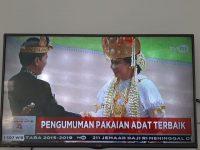 Ulun Lampung: Nora, Republik, Indonesia, Merdeka, Bagas, Luna, Dirgahayu Indonesia!