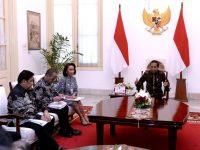 Jokowi Terima 10 Nama Capim KPK dari Pansel