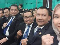 127 Pengurus KONI Lampung 2019-2023 Resmi Dilantik