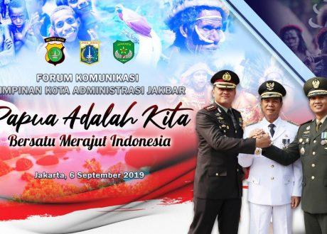 Papua Adalah Kita, Bersatu Merajut Indonesia