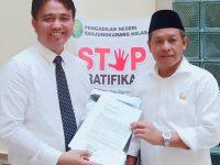 Gubernur Lampung Berikan Maaf di Persidangan